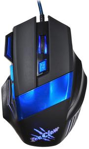 Мышь проводная Oklick 775G черный
