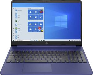 Ноутбук HP 15s-fq2019ur (2X1S8EA) фиолетовый