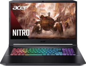 Ноутбук игровой Acer Nitro 5 AN517-41-R6LZ (NH.QBGER.00E) черный