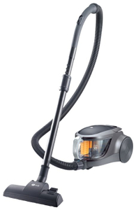 Пылесос LG VC53001ENTC серый