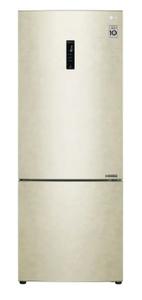 Холодильник LG GC-B569PECZ бежевый