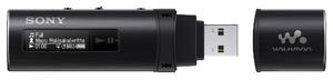 MP3-плеер Sony NWZ-B183F черный