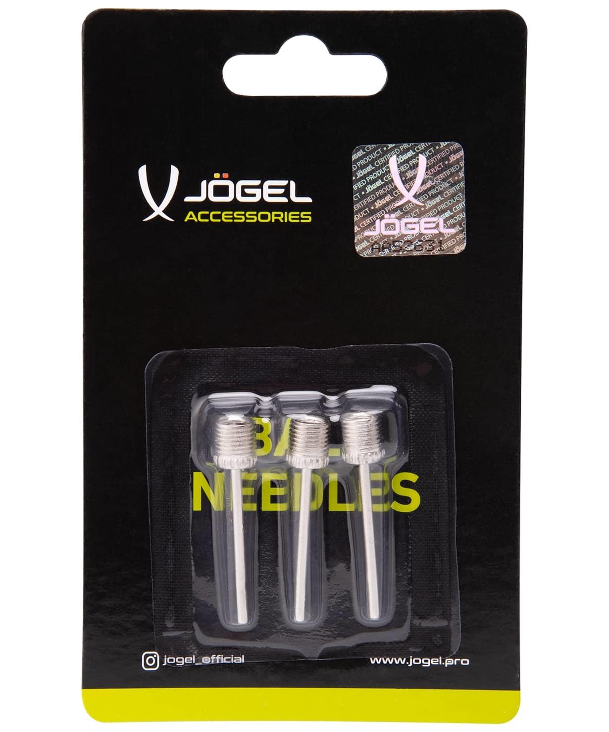 Комплект игл для насоса Jögel JA-120, 3 шт.