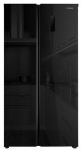 Холодильник Hyundai CS5005FV черный