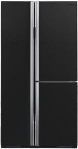 Холодильник Hitachi R-M 702 PU2 GBK черный