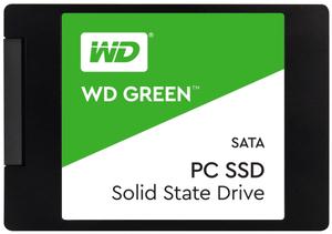 Накопитель SSD Western Digital Green [WDS120G2G0A] 120 ГБ