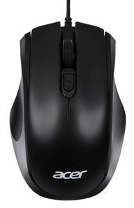 Мышь проводная Acer OMW020 черный
