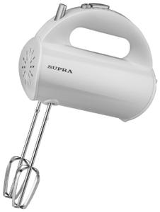Миксер ручной Supra MXS-528 500Вт белый