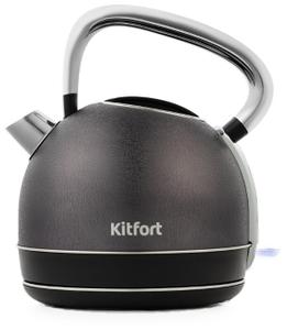 Чайник электрический Kitfort КТ-696-4 черный