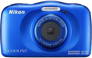 Фотоаппарат Nikon CoolPix W150 синий