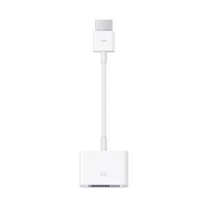 Кабель интерфейсный  APPLE HDMI TO DVI ADAPTER-ZML