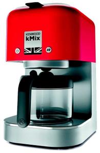 Кофеварка капельная Kenwood COX750RD красный