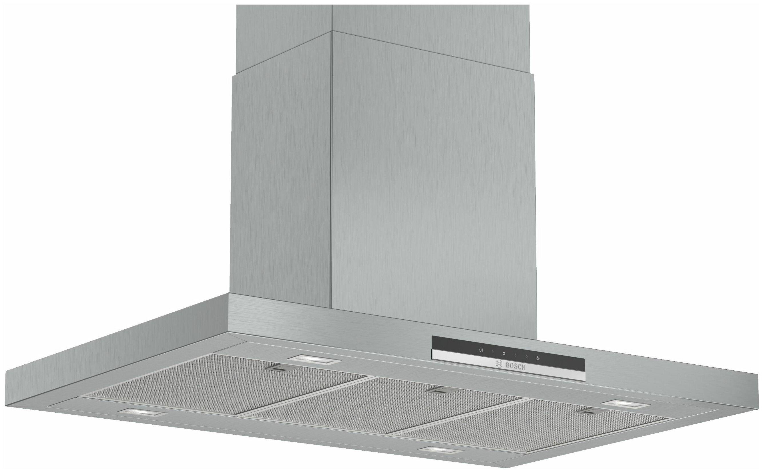 Вытяжка Bosch DIB97IM50 серебристый