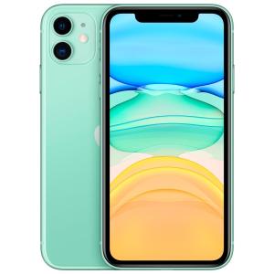 Смартфон Apple iPhone 11 MHDN3RU/A NEW 128 Гб зеленый