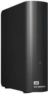 Внешний HDD накопитель Western Digital Elements (WDBWLG0080HBK-EESN) 8 Тб