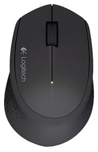 Мышь беспроводная Logitech M280 черный