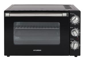 Мини-печь Hyundai MIO-HY054 черный