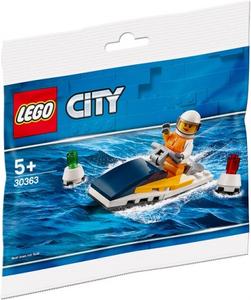 Конструктор lego city гоночный катер 30363