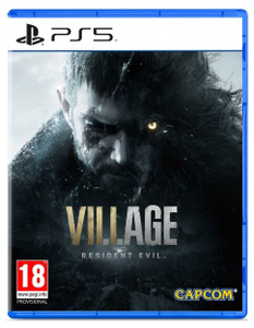 Игра на PS5 Resident Evil Village [PS5, русская версия]