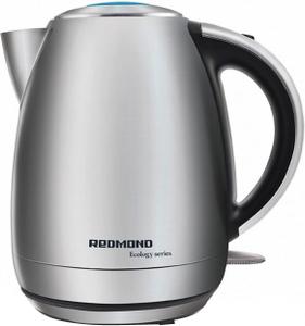 Чайник электрический Redmond RK-M113 серебристый