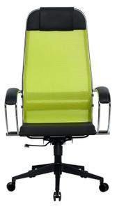 Кресло офисное Метта Комплект 4 (БЕЗ ОСНОВАНИЯ) зеленый