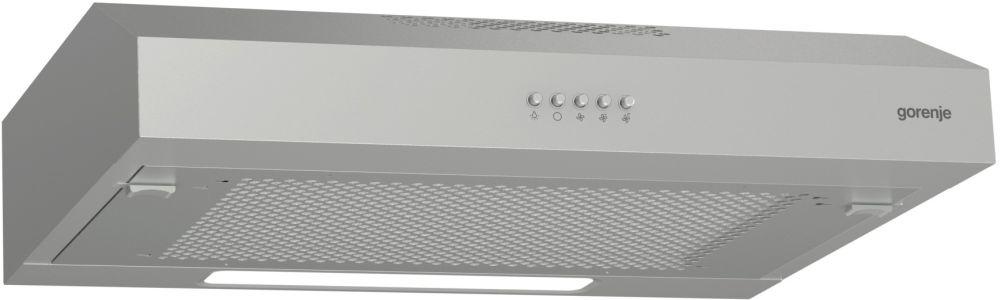 Вытяжка подвесная Gorenje WHU529EX/S серебристый