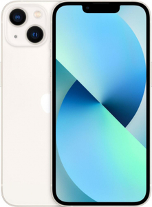 Смартфон Apple iPhone 13 MLP43RU/A 256 Гб бежевый