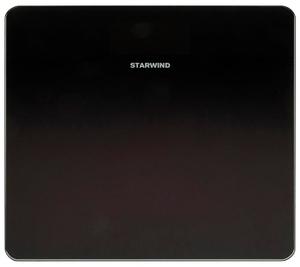 Весы напольные StarWind SSP5452 черный