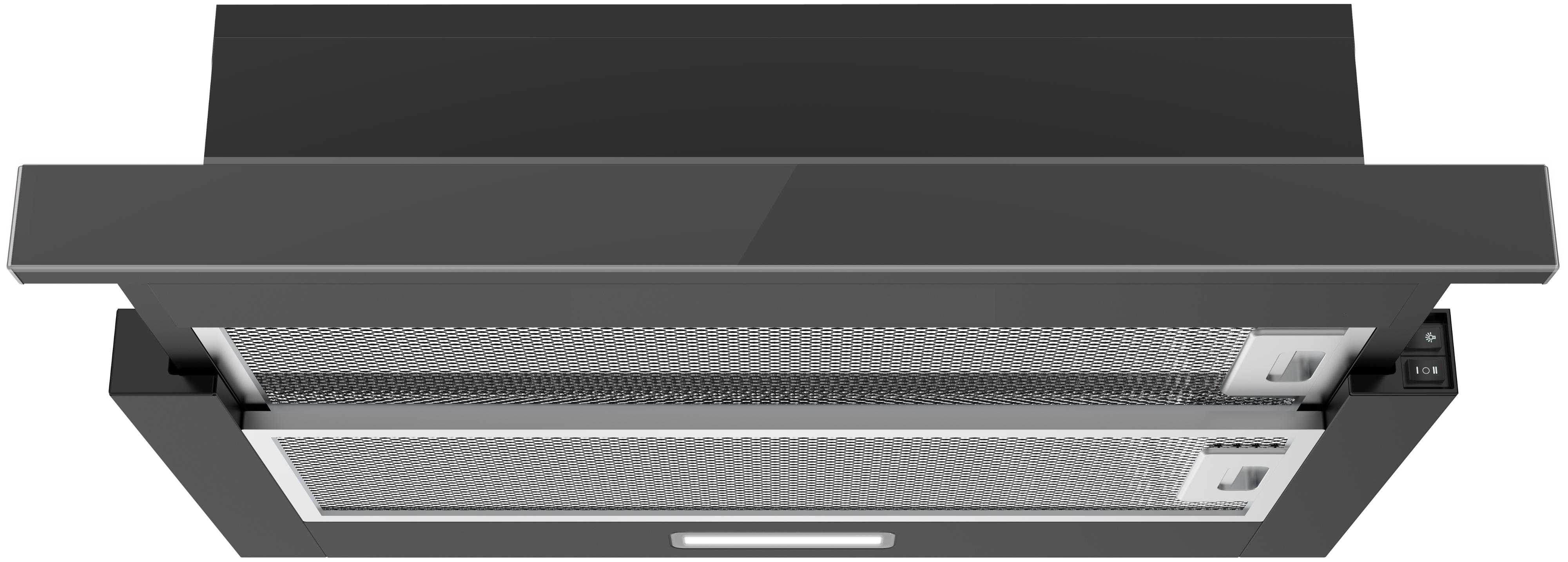 Вытяжка Midea MH60P450GB черный