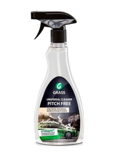 """Моющее средство для различных поверхностей """"Universal Cleaner Pitch Free"""" 500мл Grass"""