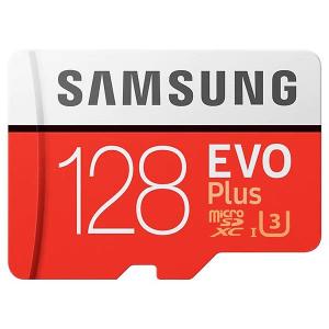 Карта памяти Samsung EVO Plus 128 Гб