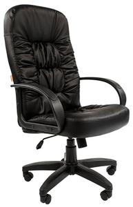 Кресло для руководителя Chairman 416 черный