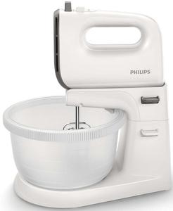 Миксер стационарный Philips HR3745 белый