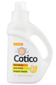 Крахмал для всех видов ткани 1л Cotico