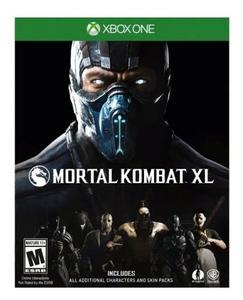 Игра на XBox One Mortal Kombat XL [Xbox One, русские субтитры]