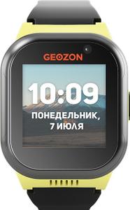 Детские смарт-часы Geozon желтый (ограниченная гарантия)