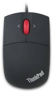 Мышь проводная Lenovo ThinkPad [57Y4635] черный