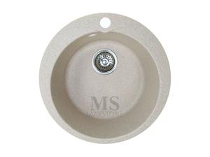 Кухонная мойка Maxstone MS 1 Ванильный камень