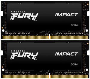 Оперативная память Kingston FURY [KF426S15IB1K2/32] 32 Гб DDR4