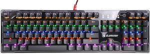 Клавиатура проводная A4Tech Bloody B810R Battlefield черный