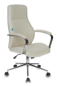 Кресло офисное Бюрократ T-703SL/MILK бежевый