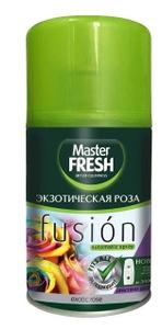 Освежитель воздуха (сменный баллон) Экзотическая роза 250мл Master Fresh