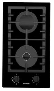 Газовая варочная панель Electronicsdeluxe GG2400215F черный
