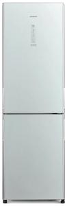 Холодильник Hitachi R-BG 410 PU6X GS белый