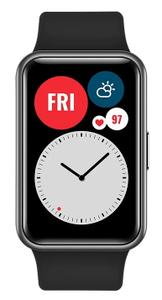 Смарт-часы Huawei WATCH Fit TIA-B09 черный