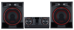 Минисистема LG CL65DK черный