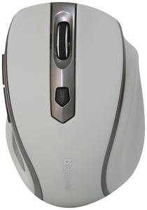 Мышь беспроводная Defender Safari MM-675 бежевый