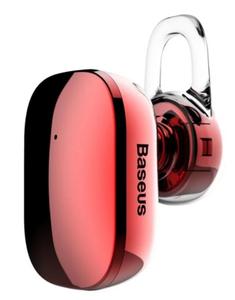 Bluetooth-гарнитура Baseus Encok Mini A02 красный