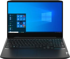 Ноутбук игровой Lenovo IdeaPad Gaming 3 15IMH05 (81Y4006YRU) черный