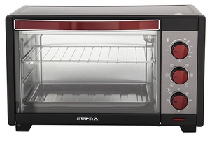 Мини-печь Supra MTS-3201R черный